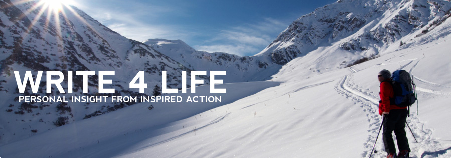 Inspired Action Blog - Write 4 Life
